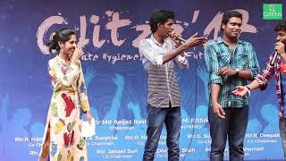 Kpy Winner Bala & Vignesh semma mass performance || Glitzz 17 Ethiraj college || போதும்டா  முடியல