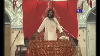 Zakir Kamran Abbas Ba Hazrat Umar ki bakhin bakhin