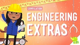 Engineering Compilation: Crash Course Kids