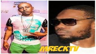 Gillie Da Kid And Beanie Sigel Goes Off On Each Other Beefing On The Radio (Rare)