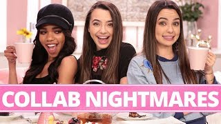 WORST YOUTUBER WE'VE COLLABED WITH | Tea Time w/ Teala Dunn & Merrell Twins