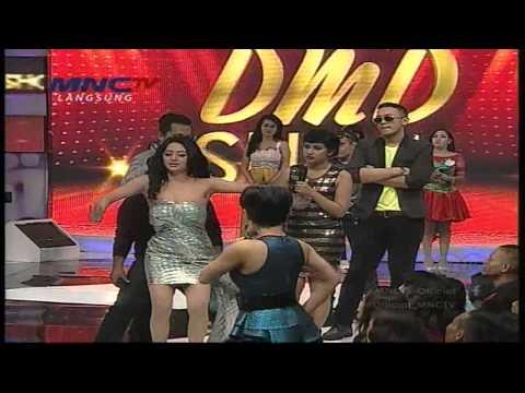 Yuni Shara dan Dewi Persik Joget Koplo DMD Show MNCTV