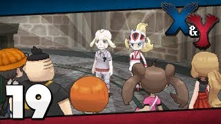 Pokémon X and Y - Episode 19 | The Secret of Mega Evolution!