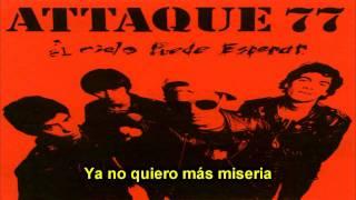 Attaque 77 - Más De Un Millón (Con Letra)