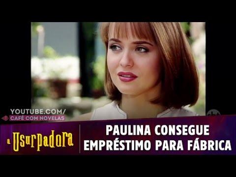 Xxx Mp4 A Usurpadora Paulinha Consegue Empréstimo Para Fábrica 3gp Sex
