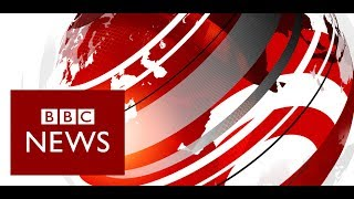 BBC News Live Stream - Van hits pedestrians in Finsbury Park, north London