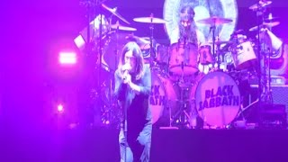 RAW: Black Sabbath rehearses at CenturyLink Omaha