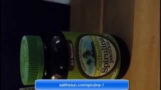 Nutrex Hawaii Pure Hawaiian Spirulina Pacifica Review - The Best?