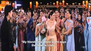 Pairon Mein and Zinda Rehti (Eng Sub) [Full Video Song] (HD) With Lyrics - Mohabbatein