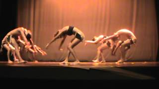 coreografia afro GCA