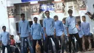 BPL 2015 Barisal Bulls Flash Mob By Govt. Syed Hatem Ali College, Barisal