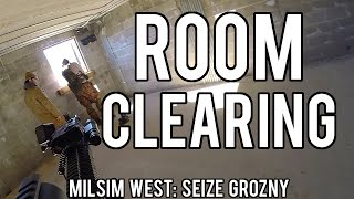 Milsim West: Seize Grozny | Room Clearing (Echo 1 Platinum AEG)