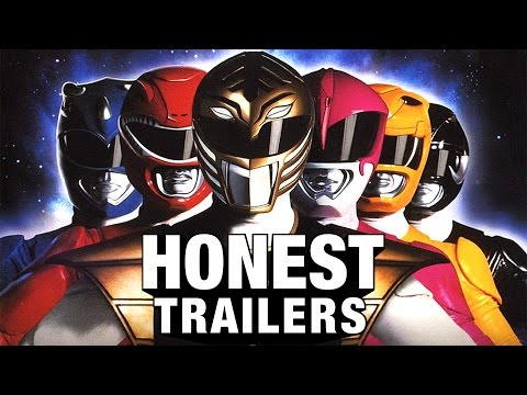 Honest Trailers – Mighty Morphin' Power Rangers The Movie