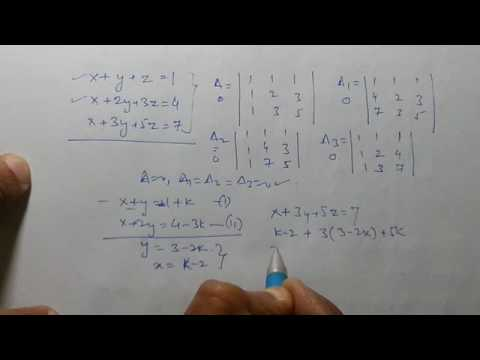 Xxx Mp4 NDA Exclusive Cramers Rule For Solving System Of Equations 3gp Sex