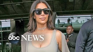 Kim Kardashian Loses Weight After Seeing Khloe Naked