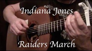 Indiana Jones (John Williams) Level 1-2 Fingerstyle Guitar