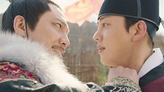 《BEST》 Six Flying Dragons 육룡이 나르샤 유아인, 명나라 영락제에 도발 EP41 20160222
