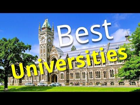 Top 10 Best Universities In The World! (2015)