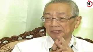 Archbishop Cruz, di na raw makikipagsagutan kay DUTERTE | June 3, 2016