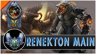 RenektonTopOnly - Renekton Main Compilation | 1.345.220 Million Mastery Points - League of Main