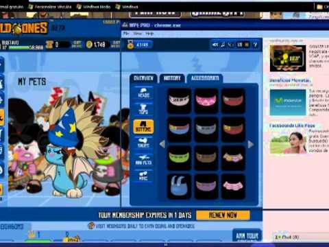 Hack Ropa amontonada WildOnes 2011
