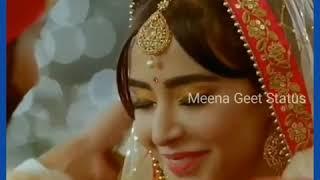 लाडी तु फेरा म मत रोव || SInger Manraj Deewana Status || Meena Geet Status