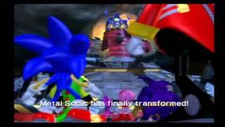 Sonic Heroes: Metal Sonic Cutscenes