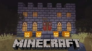 Minecraft Haunted House! Minecart Rollercoaster Adventure of Death