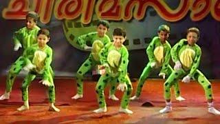 Wonderful Dance Performance By Kids | Crazy FROG Dance | Malayalam Comedy Stage Show 2016