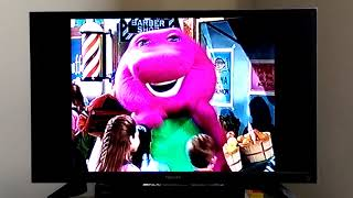 Closing To More Barney Songs 1999 VHS