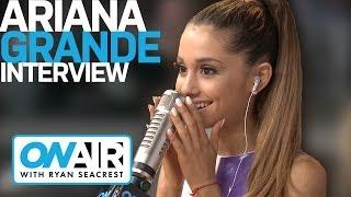 Ariana Grande Premieres