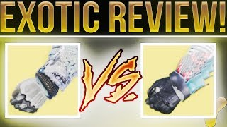 Destiny 2 Exotic Reviews. Karnstein Armlets Vs. Winter's Guile. The State Of Warlock Exotic Armor.