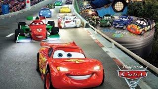 CARS 2 en ESPAÑOL - RAYO MCQUEEN LA PELICULA del videojuego