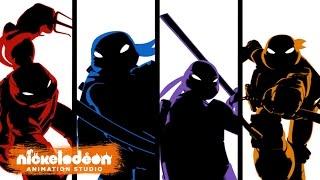 """Teenage Mutant Ninja Turtles"" Season 5 Theme Song (HQ) | Episode Opening Credits | Nick Animation"