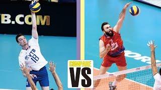 Maxim ZHIGALOV vs. Uros KOVACEVIC | Compare #2