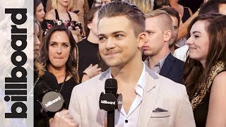 Hunter Hayes on His Upcoming Single & New Ways to Rollout His Music   CMT Music Awards 2017