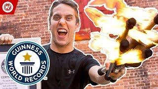 Guinness World Records   Juggling