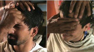 THE GREAT INDIAN HEAD MASSAGES | ASMR | Puremassage