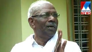M M Mani | Manorama News