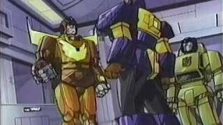 Transformers G1 Double Spy & Clones Toy Commercial