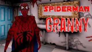 Spiderman Granny Full Gameplay