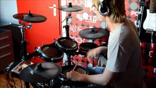 Sting - Seven Days [Drum Cover]