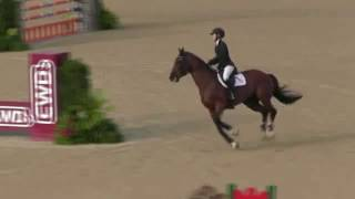 Video of CHARLIE TANGO ridden by LUCY HART from ShowNet!