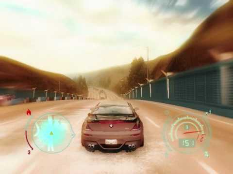 Need For Speed Undercover PC max settings on ATI HD 4670
