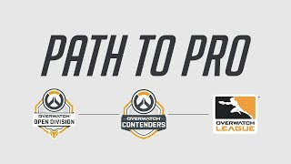 Path to Pro 2018 | Overwatch Esports