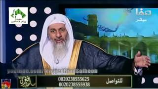 فتاوى قناة صفا (93) للشيخ مصطفى العدوي 20-5-2017