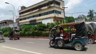 Rajshahi city video  4
