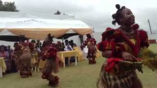 Calabar Efik dance