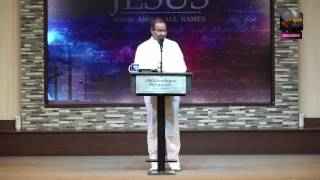 Tamil Christian Message: Ps Gabriel