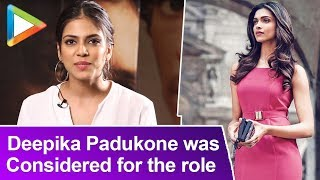 "Malavika Mohanan: ""A Lot Of Other Actresses Like Deepika Padukone Were Considered BUT…"""